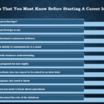 10 Things That You Must Know Before Starting a Career in DevOps