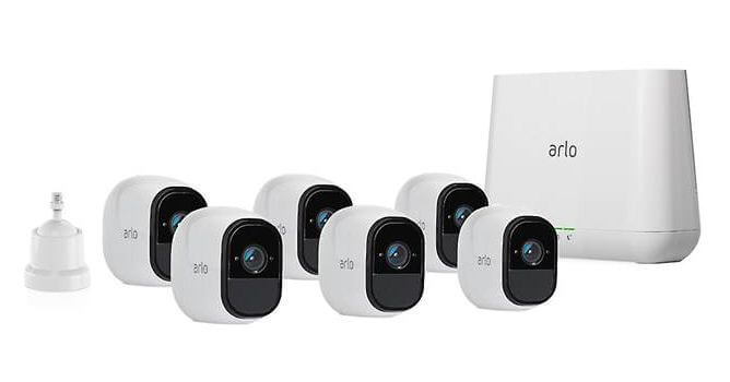 Arlo's Security Cameras by Netgear