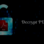 How to Decrypt PDF File With or Without Password