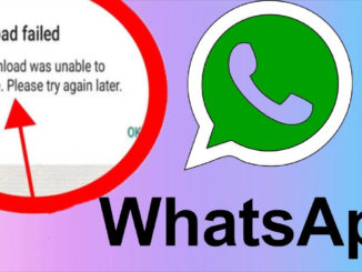 How to Fix Failed Download issue on Whatsapp