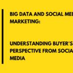 Big Data and Social Media Marketing