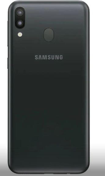Samsung Galaxy M20 Back View