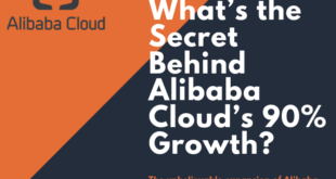 What's The Secret Behind Alibaba Cloud's 90% Growth