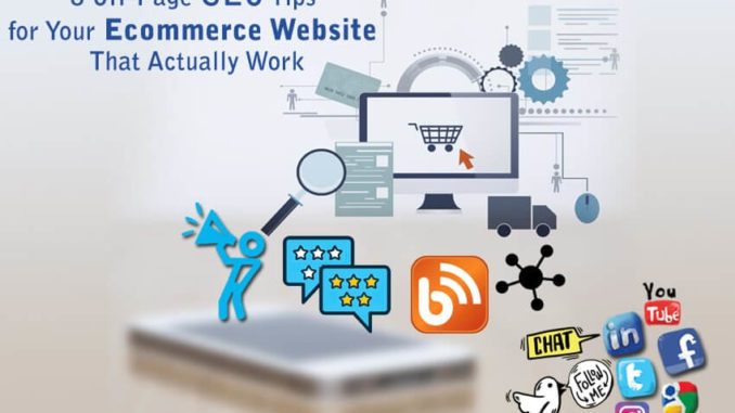 6 Off-Page SEO Tips for Your Ecommerce Website