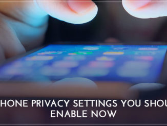 7 iPhone privacy settings you should enable now