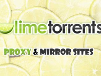 LimeTorrents-Proxy
