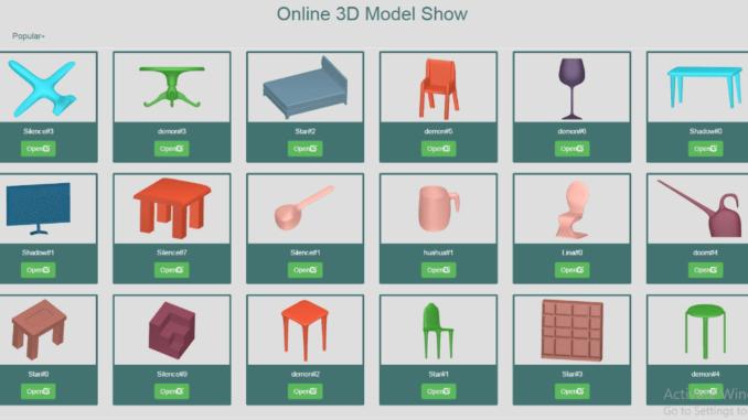 3D Printer Online