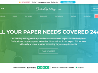 CustomWritings - Essay Service