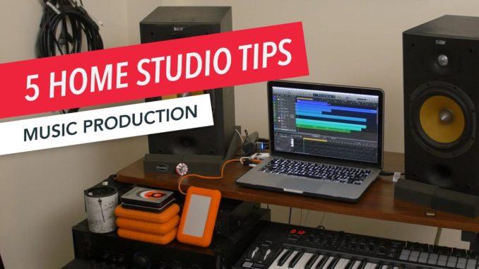 5 Gadgets for Best Home Studio