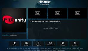 How to Install FliXanity