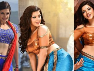 Mehreen Pirzada Hot In Raja The Great
