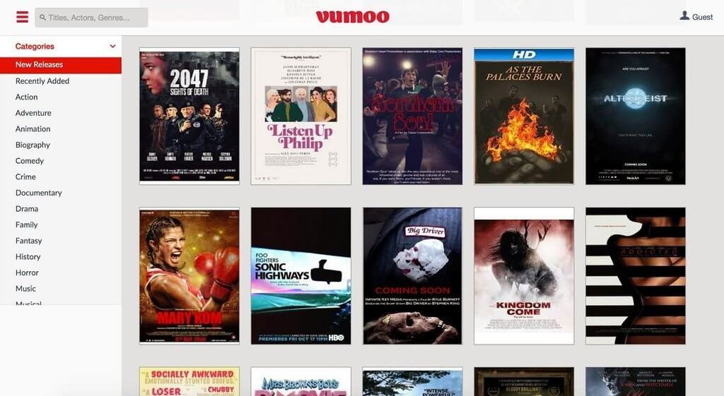 Vumoo Alternatives and Similar Websites