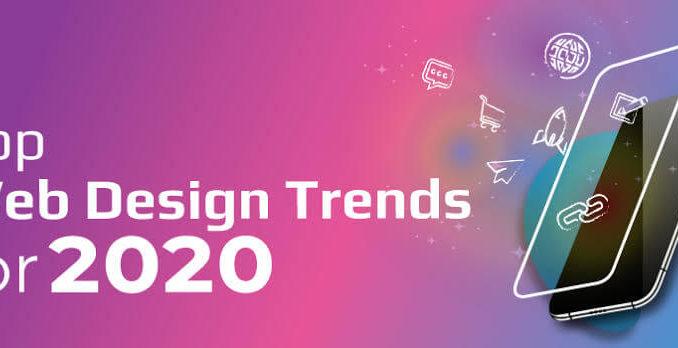 Web Development Trends 2020.Top Website Design Trends For 2020 Digital Tech Updates