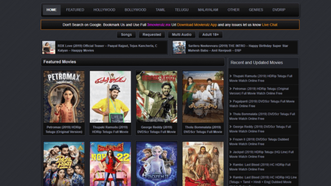 MovieRulz App Download